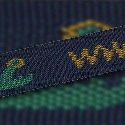 Narrowtex 25mm Jacquard webbing