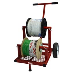 Narrowtex pull tape spool