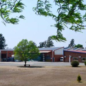 Narrowtex production facility and head office