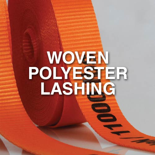 Woven Polyester Lashing And Strapping